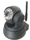 FASTEC KZ-613A WIRELESS IP-CAMERA